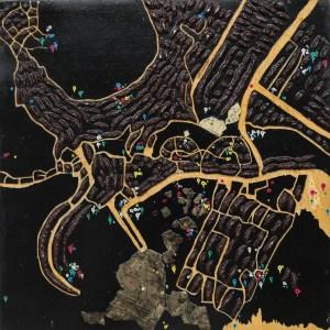 Nzoloko Map by Alexandre Kyungu Mwilambwe